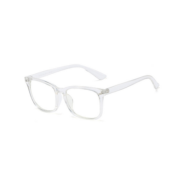 BK014 Clear Anti Blue Light Kids Glasses