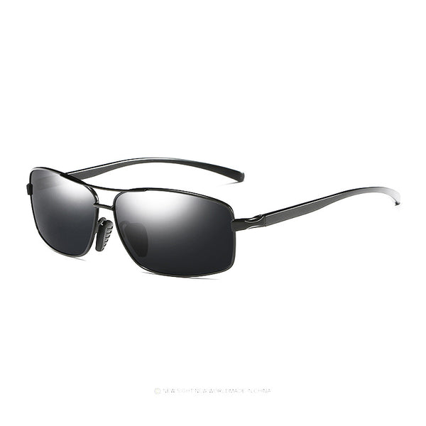 M022 Polarized Black Sport Sunglasses