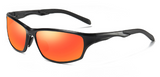 R015 Red Sport Sunglasses