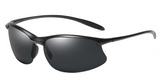 R003 Black Sport Sunglasses