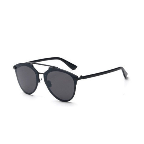 C039 Black Cat Eye Sunglasses