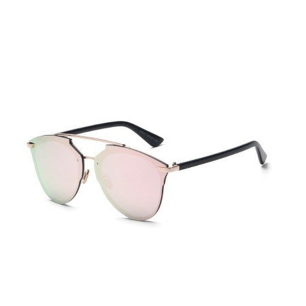 C040 Pink Cat Eye Sunglasses