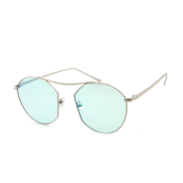 U041 Round Transparent Glasses