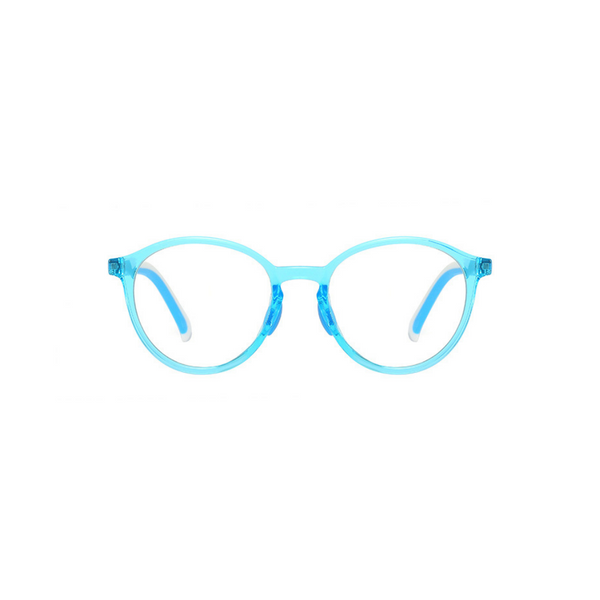 BK008 Blue Anti Blue Light Kids Glasses