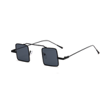 N035 Black Square Sunglasses