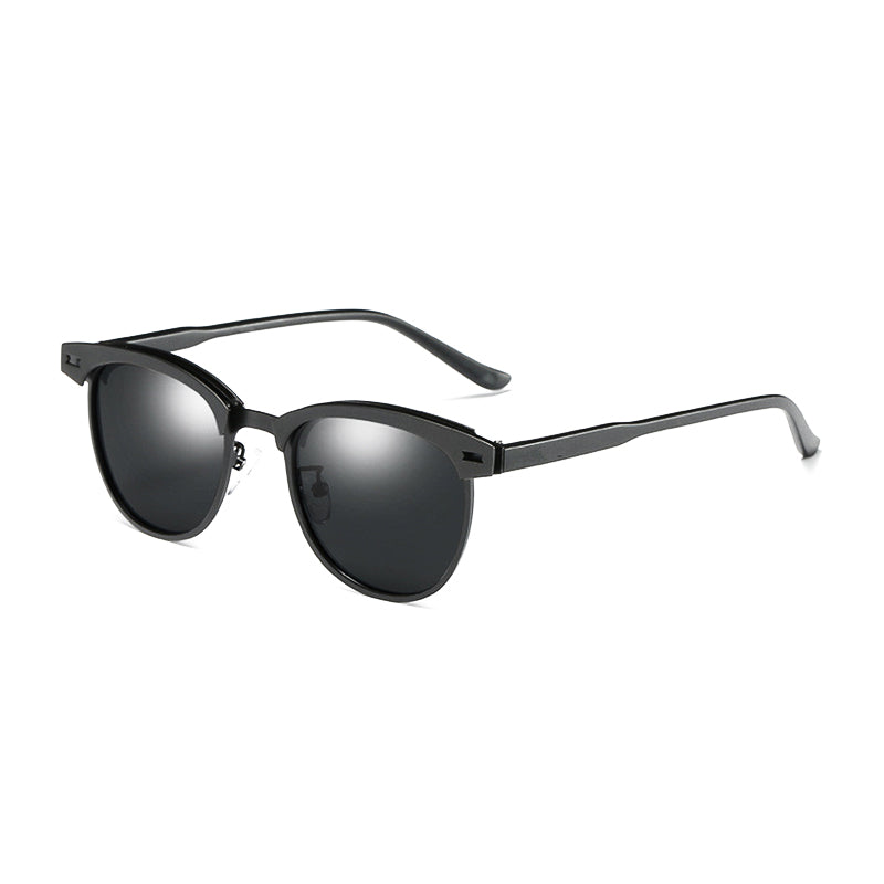 1105e09f5e U021 Black Clubmaster Sunglasses – Alora Collection
