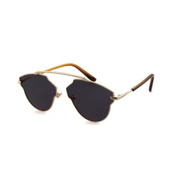 C054 Black Cat Eye Sunglasses
