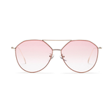 U060 Pink Aviator Sunglasses