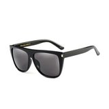 W063 Black Square Sunglasses