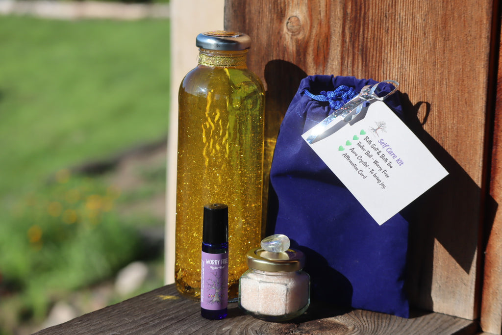 Self Care Kit for Teens - Special Deal for Back To School!