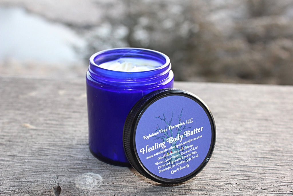 Luxurious Body Butter for all over moisture.