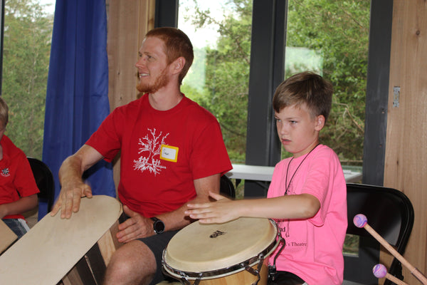 Drumming (for children) Opportunities at Rainbow Tree