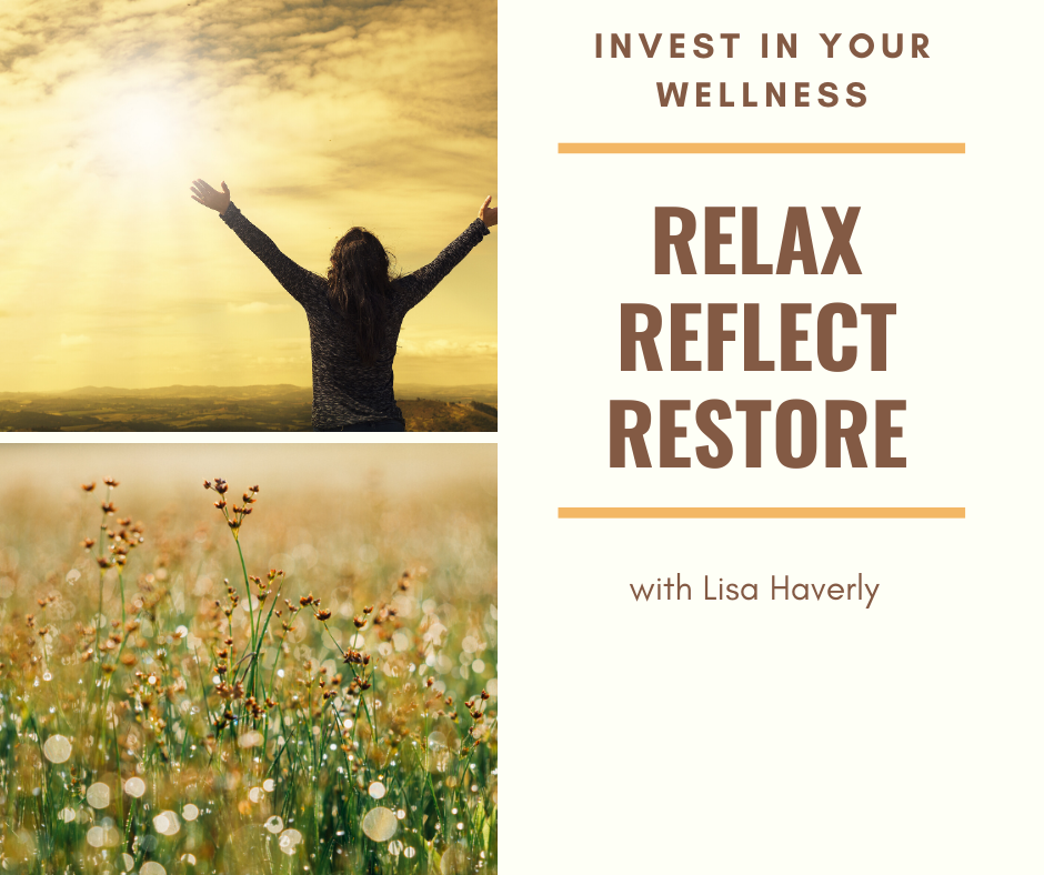 RELAX, REFLECT & RESTORE GUIDED MEDITATION SERIES -  PURCHASE LINK IN DESCRIPTION