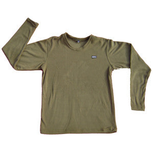 Polartec® Recycled Microfleece Jr. SPORT SHIRT