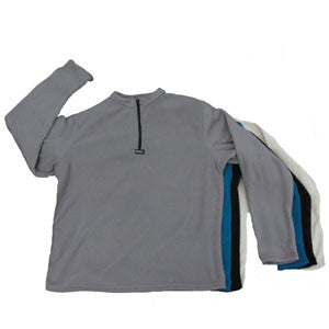 Polartec® Recycled 100 Jr. ZIP SPORT SHIRT