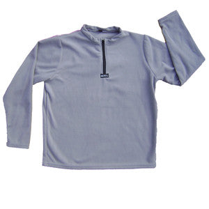 Polartec® Recycled 100 Thermal Pro Kids/Jr. ZIP SPORT SHIRT