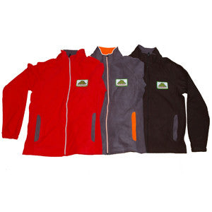 Mountainback Microfleece two colored Jacket