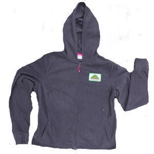 Mountainback Women's Microfleece Jacket with Hood