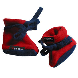 Polartec® 300 Recycled Baby BOOTIES