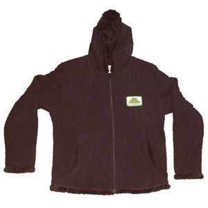 Mountainback Women's Fleece Jacket with Hood