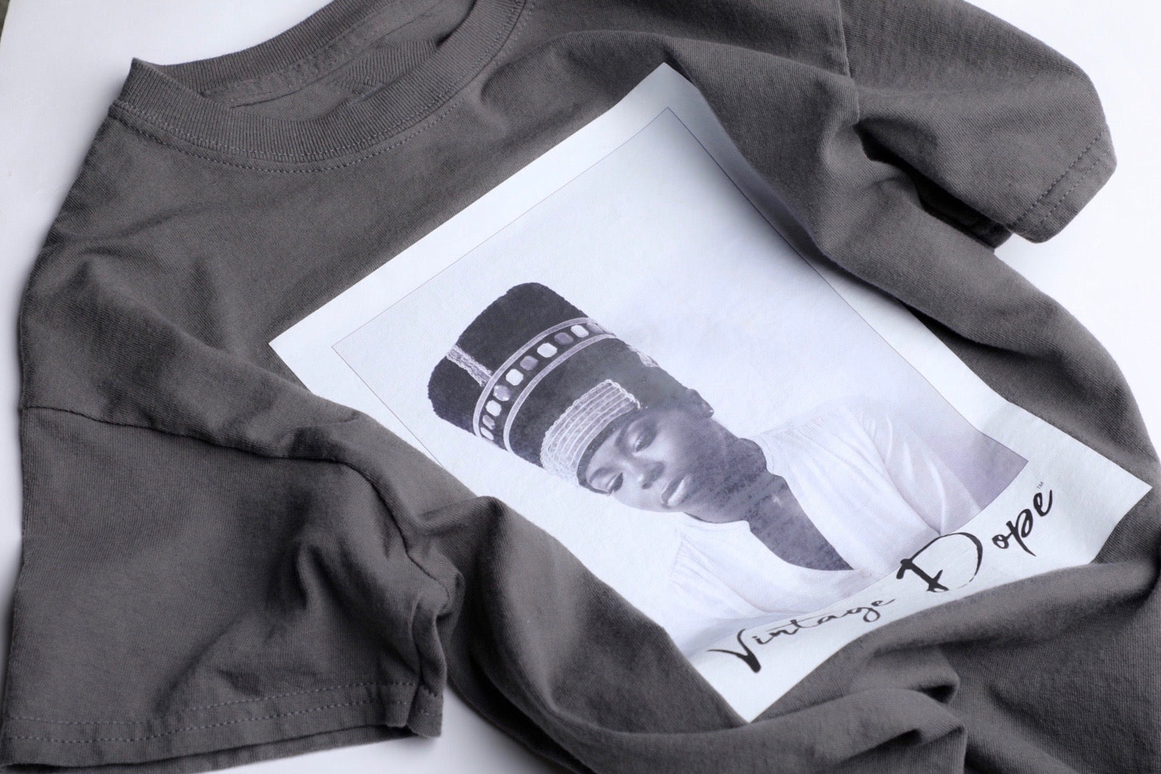 The Nefer Ta Signature Photo Tee