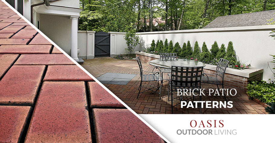 Brick Patio Patterns