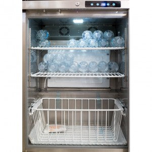 Outdoor Rated Refrigerator Interior