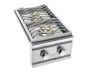 TRL Double Side Burner for Outdoor Kitchen