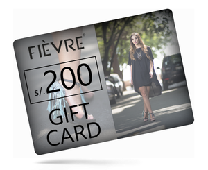 GIFT CARD S/.200