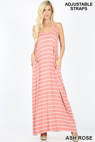 Beach Mode Pocketed Maxi