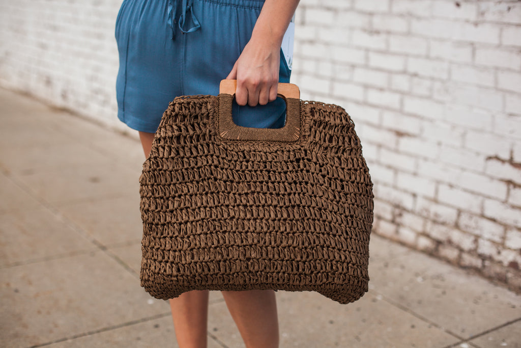 Another Adventure Rattan Bag