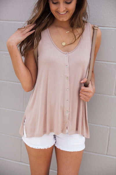 Button Up Basic Tank