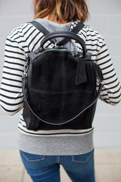 Lifestyle Multi Wear Bag - Black