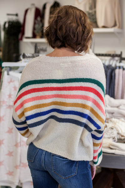 Over The Rainbow Sweater