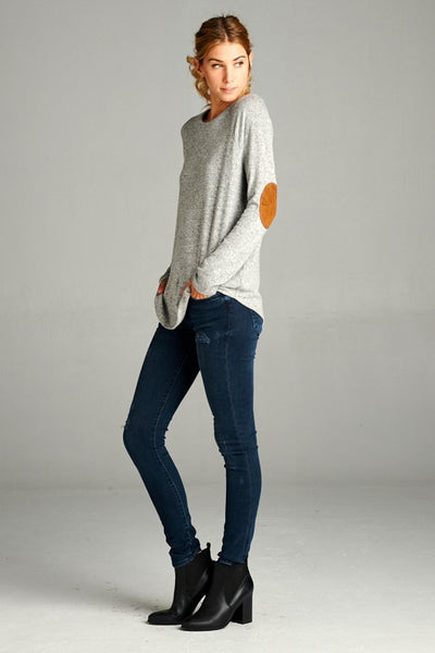 Long Sleeve Raglan top