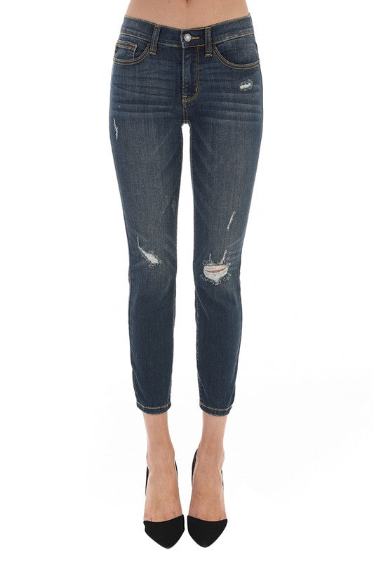 Ivy Relaxed Fit Destroyed Jean