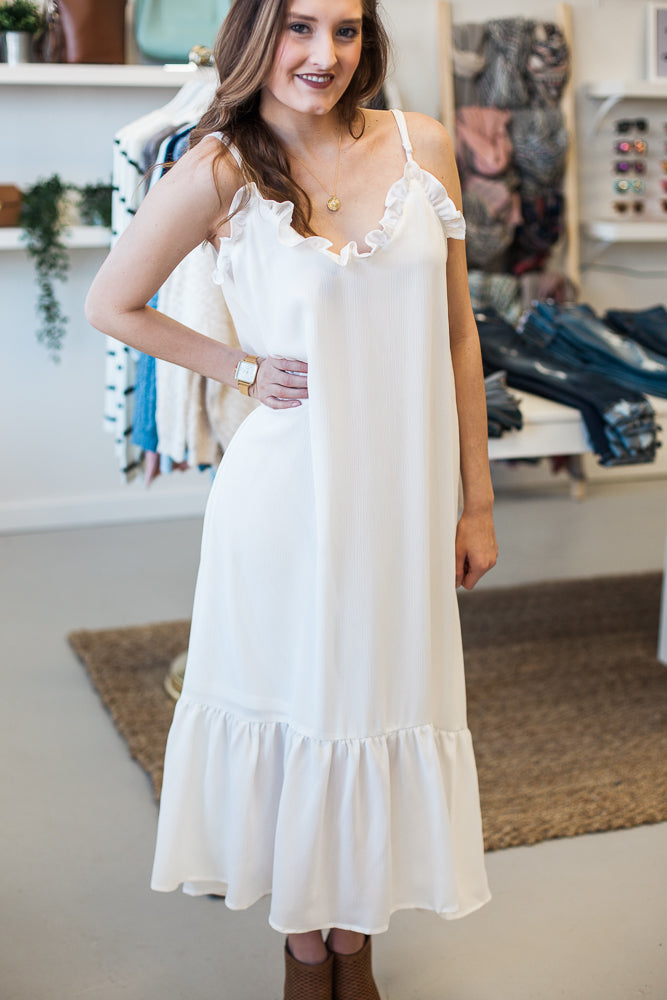 Dream Come True Maxi - White