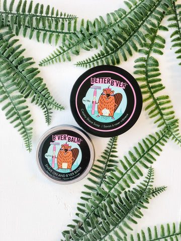 Better B'ver Shave Soap 8oz