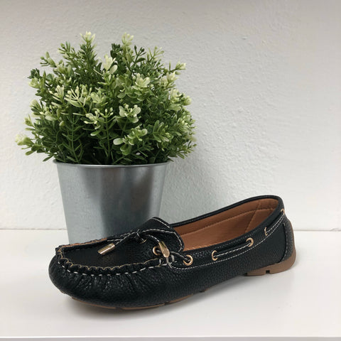 Eden Loafers - Black