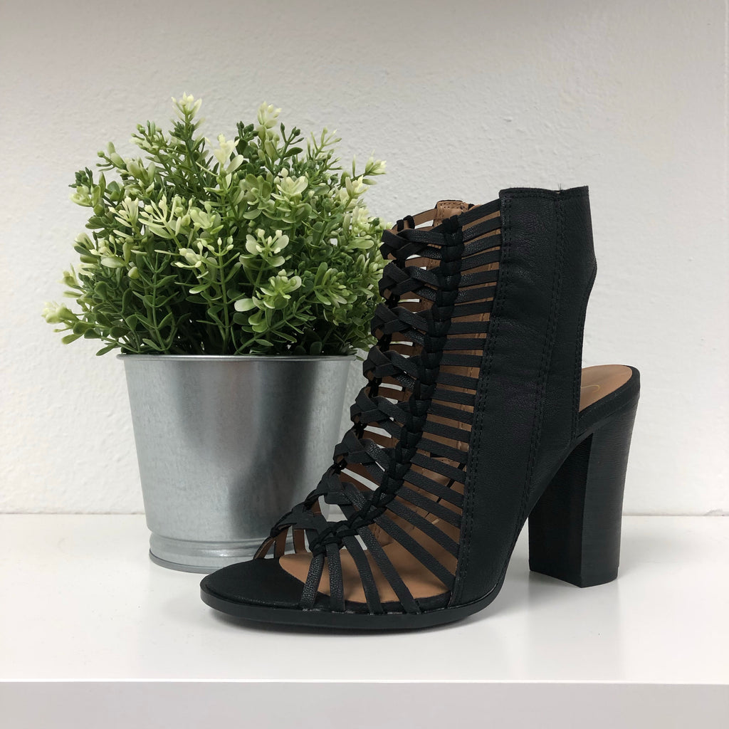 Brandy Heel - Black