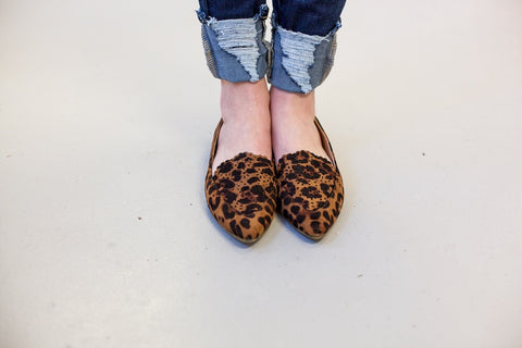 Logan Loafer - Leopard
