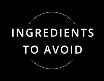Ingredients to Avoid in Hair Care Products
