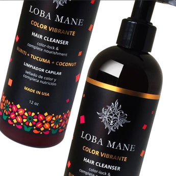 What is Loba Mane's Hair Cleanser?