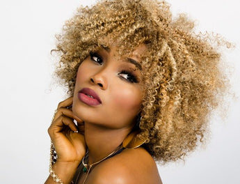 5 Best Ways to Dry Curly Hair