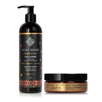 Transformative Clean and Deep Condition Duo