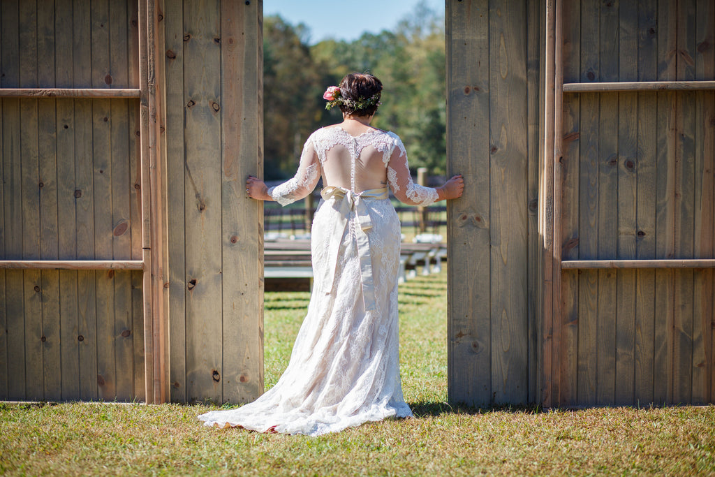 Backyard Wedding in Culpeper, VA