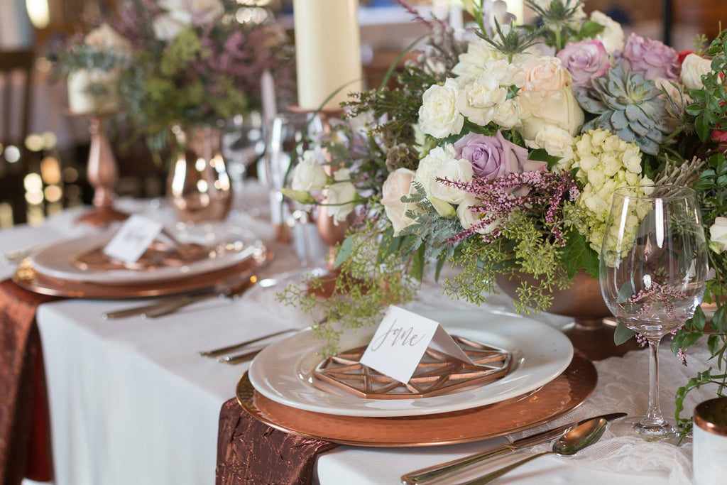 Linen - Copper Crush - Main Street Weddings & Events