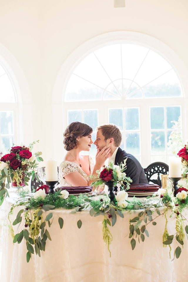 Linen - Ivory Crush - Main Street Weddings & Events