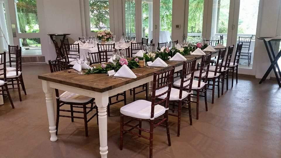 Table - Farm Table - Main Street Weddings & Events