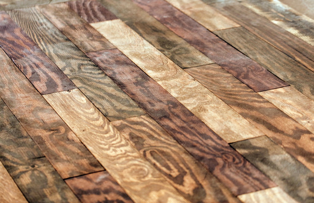 Barnwood Dance Floor